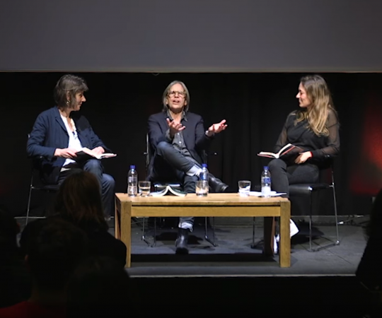 An evening with Eileen Myles