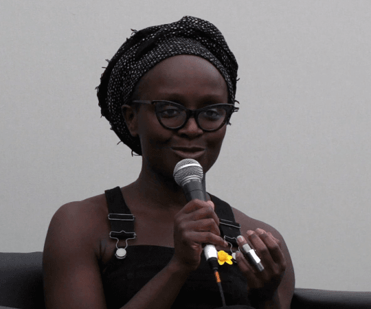 Lynette Yiadom-Boakye in conversation with Gabriele Finaldi