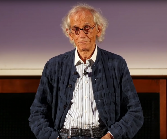 An Evening with Christo