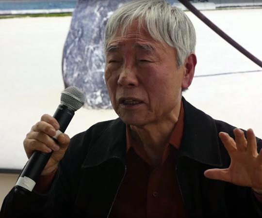 Lee Ufan in conversation