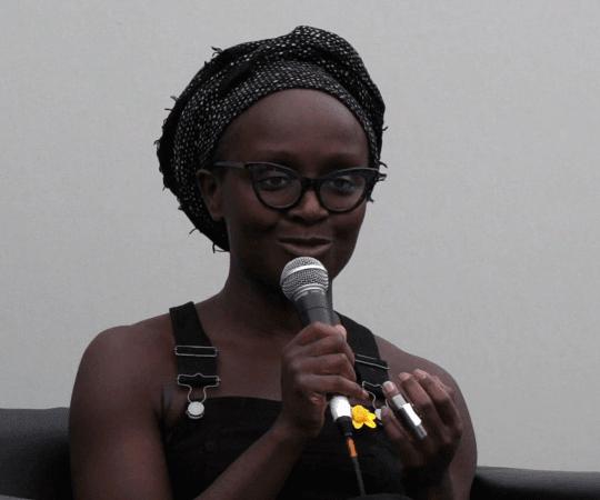 Lynette Yiadom-Boakye in conversation with Gabriele Finaldi