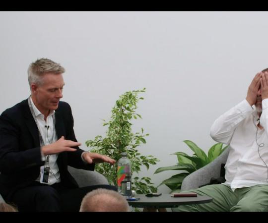 Ai Weiwei in conversation